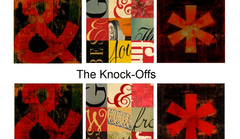 Three Free Printables and DIY Upcycled Shelving Art Tutorial!