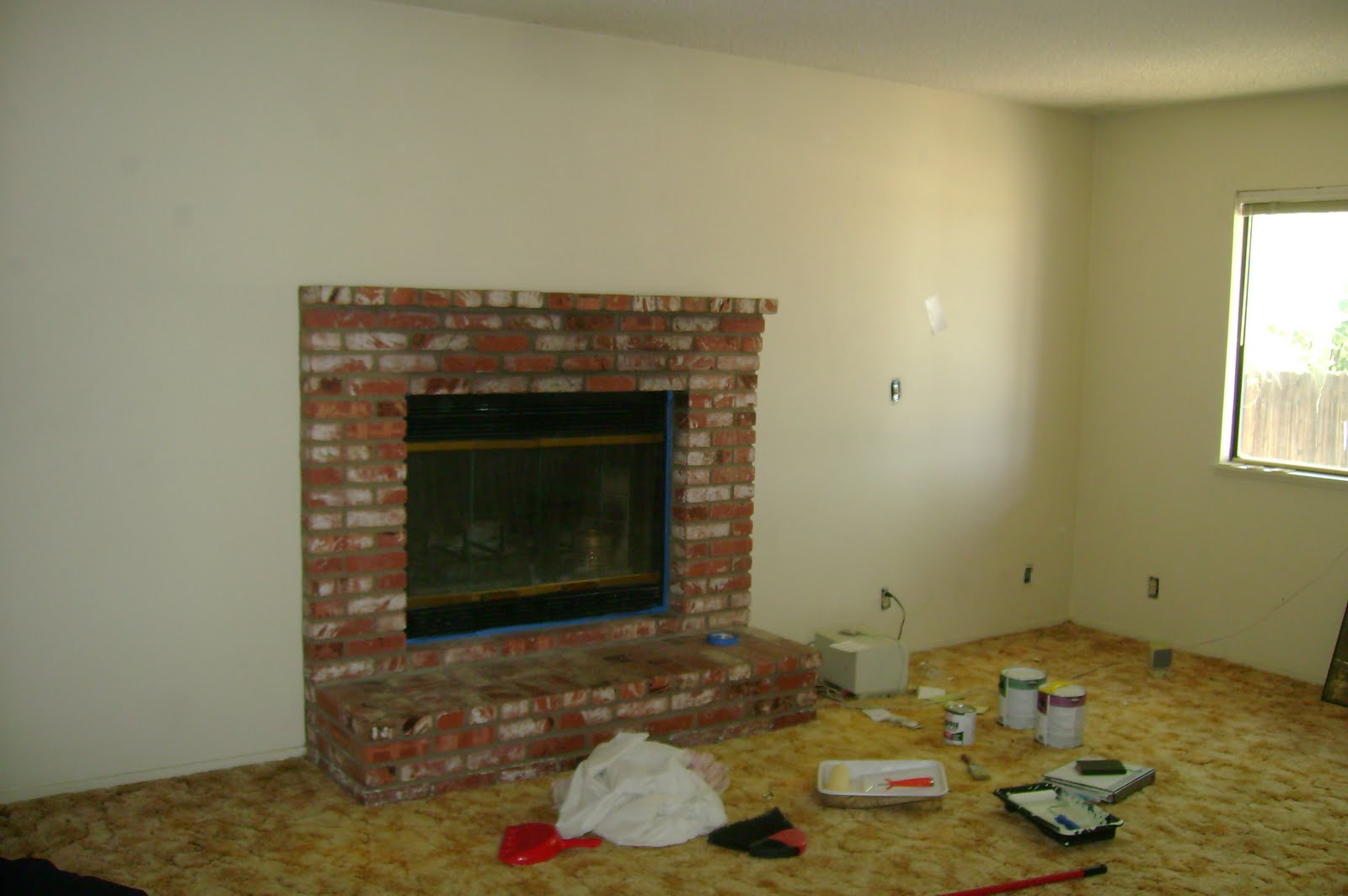 10 Fireplace Before And After Diy Projects Easy Ways To