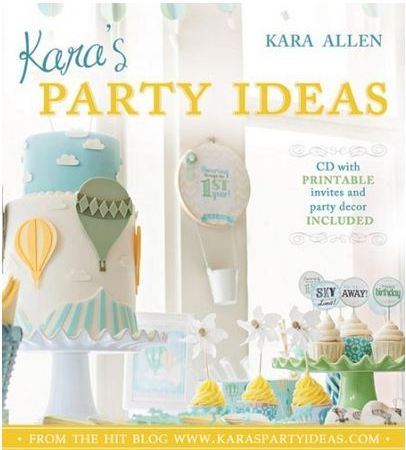 Giveaway: Kara's Party Ideas Book (with Printables!)