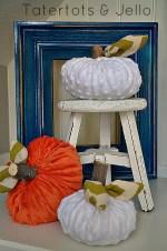 It's Pumpkin Week — DIY Polka Dot Pumpkins (Tutorial)!