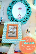"Make a ""Tween"" Command Center (Hannah's Room Update)"