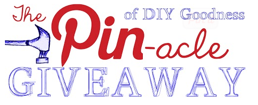 The PIN-acle Giveaway of DIY Goodness