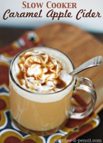 Fall Recipe: Slow Cooker Caramel Apple Cider