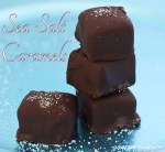 HAPPY Holidays — Homemade Sea Salt Caramels Recipe!