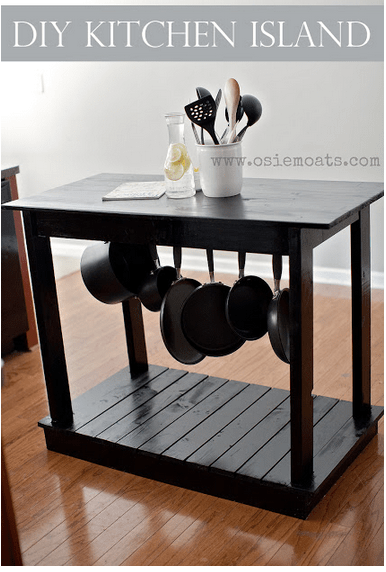 check out this kitchen island - Diy Kitchen Island