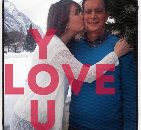 Happy Valentine's Day — Send YOUR Valentine a Free #Lovestagram!