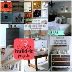 Great Ideas — 19 DIY Build-It Projects!!