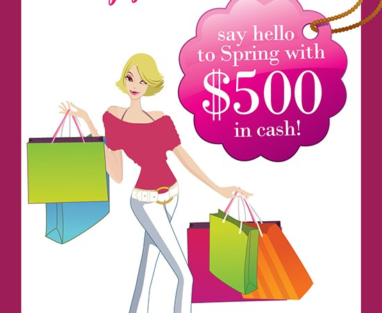 Jump-Start Your Summer with $750 in Prizes!