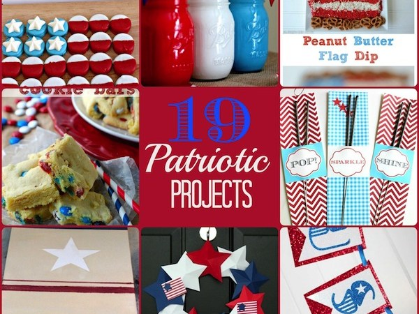 Great Ideas — 19 Patriotic Ideas!!