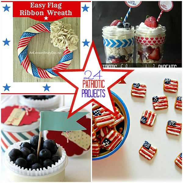 225 AMAZING Fourth of July Ideas