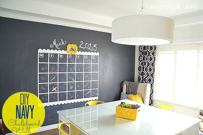 diy-navy-chalkboard-wall1