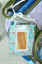 Make Luggage Tags – and a BasicGrey Hipster Box Giveaway!