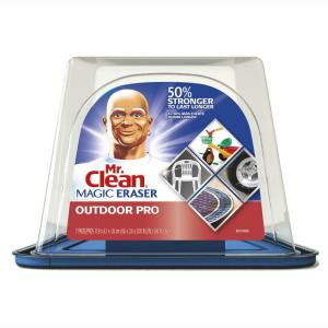 mr clean magic eraser outdoor pro
