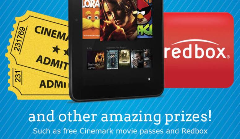 Win a Kindle Fire (and more!) for Dad