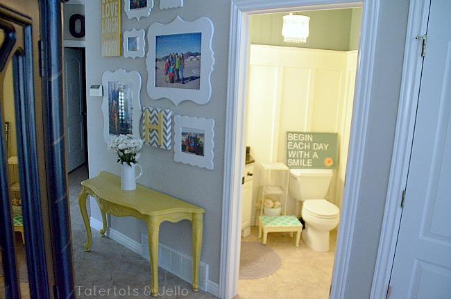 tatertots and jello hallway