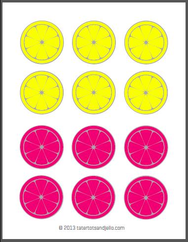 lemonade stand medallions