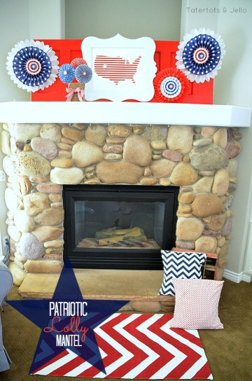 patriotic-lolly-mantel-at-tatertots-Jello