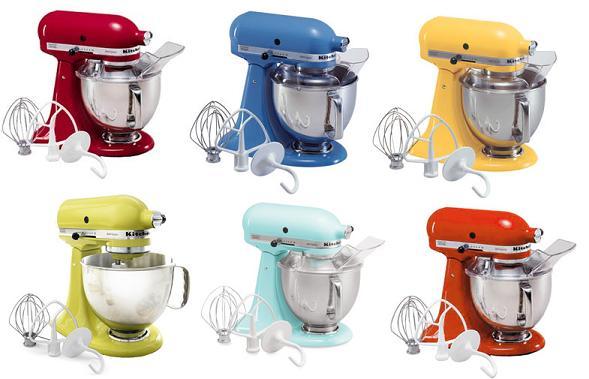 Link Party Palooza and Sassy Steals' KitchenAid Mixer Giveaway! ($349 Value!)