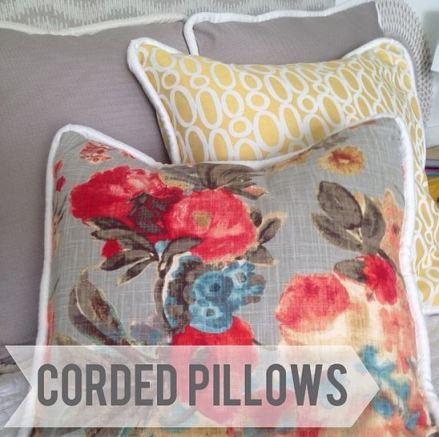 corded pillows at tatertots and jello