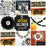 Great Ideas — 25 Spooky Halloween Projects!