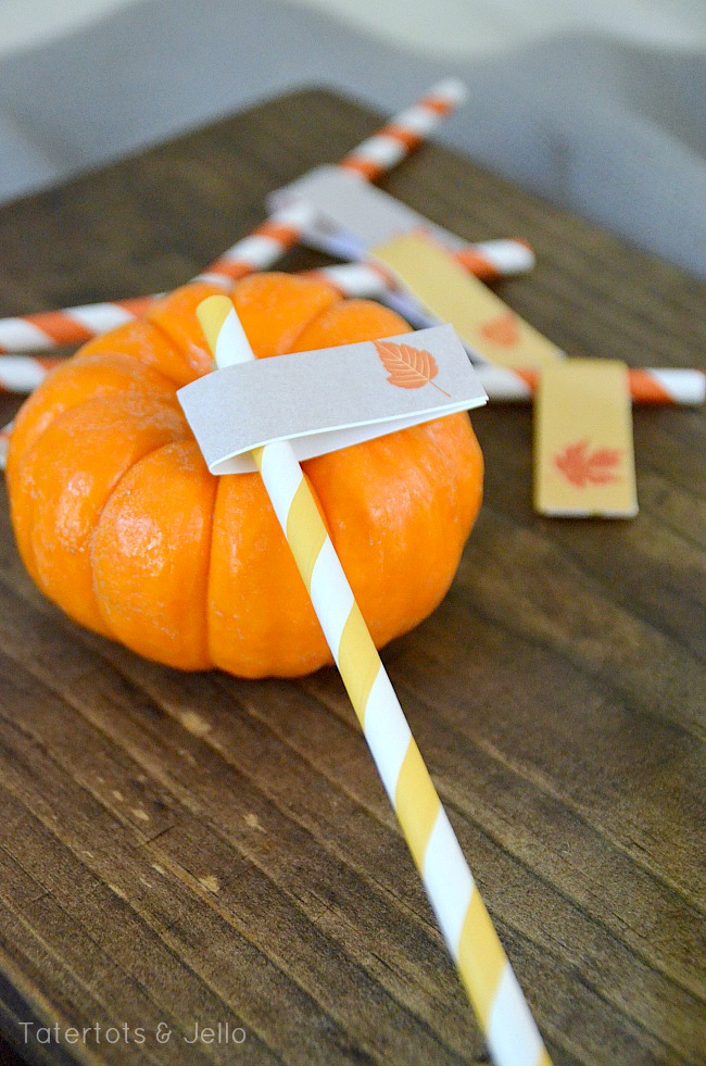fall free straw toppers