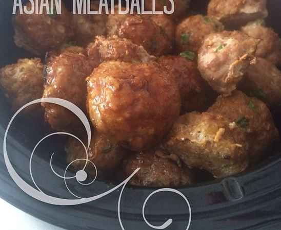 Tangy Asian Meatball Recipe! (so yummy)