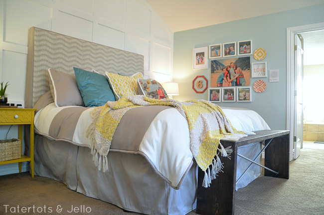 joann master bedroom the bed and bench