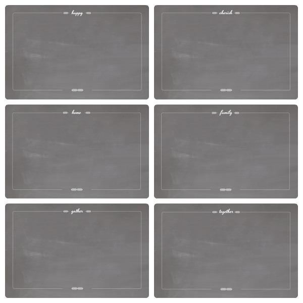 placemat patterns