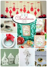 Great Ideas — 21 DIY Christmas Projects!
