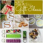 Great Ideas — 25 DIY Gift Ideas!