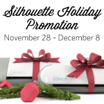 Awesome Silhouette Black Friday Discounts! {Nov 28-Dec 8}