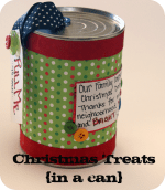 Happy Holidays: Neighbor Gift Idea-Christmas CANdy