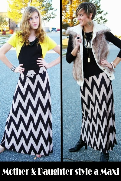 how to style a maxi