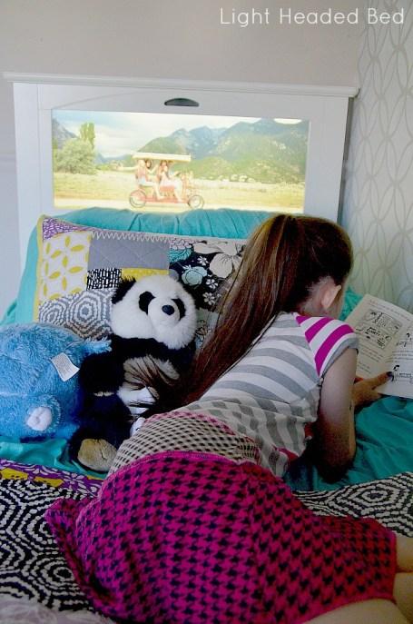 light headed bed ella reading