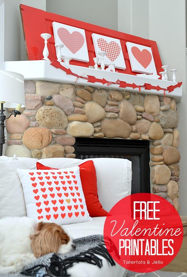 17 Farmhouse Valentine's Day Ideas