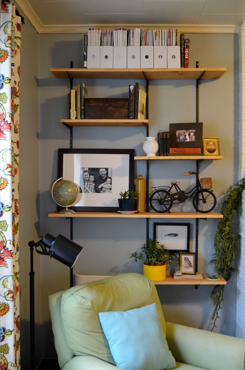 14 Ways To Get Organized With Diy Industrial Shelving