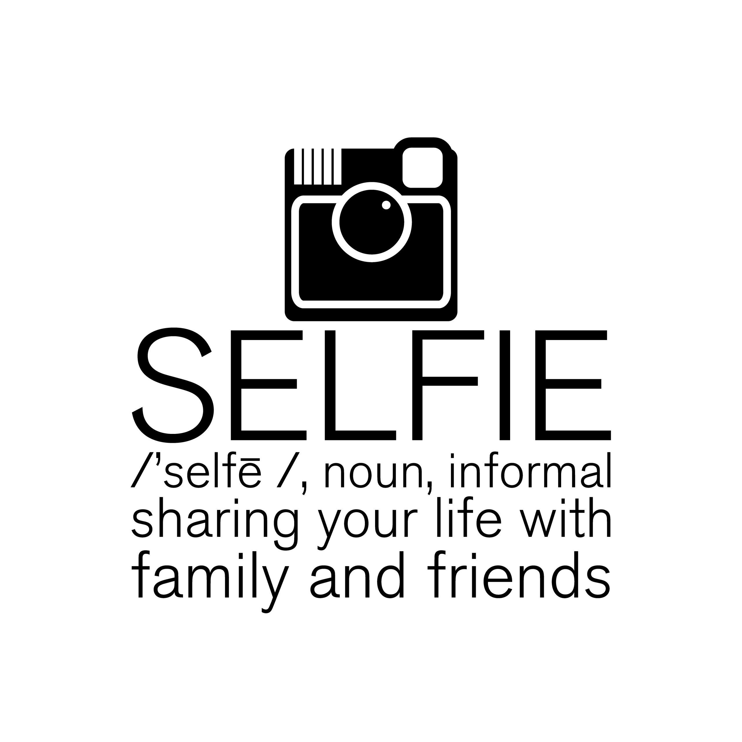 Selfie Tween Teen Instagram Hangout Wall Diy