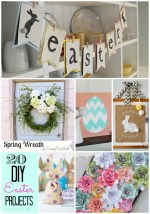 Great Ideas — 20 DIY Easter Projects!
