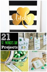 Great Ideas — 21 DIY St. Patrick's Day Projects!