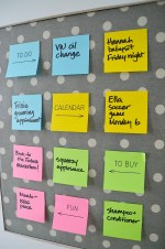 Create An Easy Family Command Center! (With The Post-it Brand Evernote Collection)