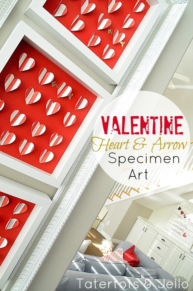 valentine-Heart-and-Arrow-Specimen-Art