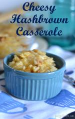 Cheesy Hashbrown Casserole!!