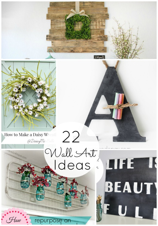 22 wall art ideas