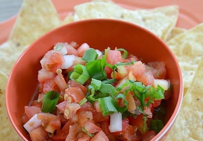 My Favorite Pico De Gallo Recipe!