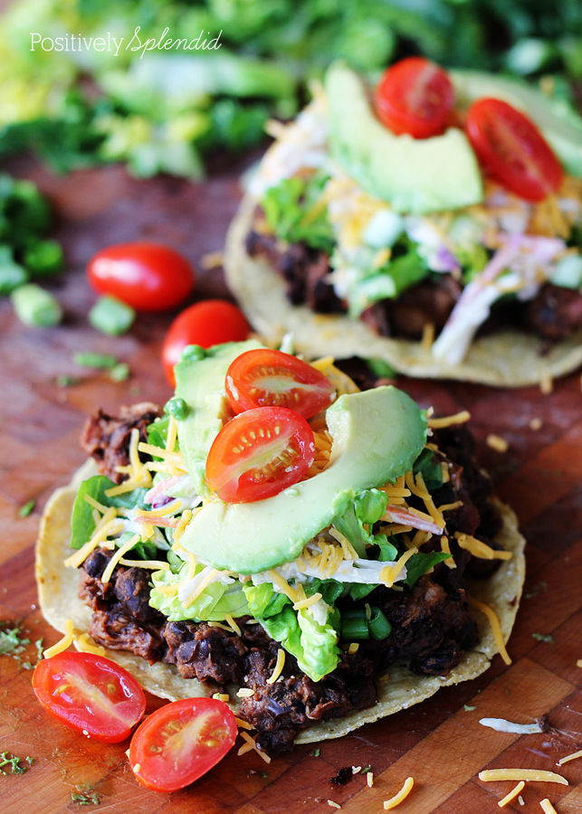 chicken-and-black-bean-tostadas-4
