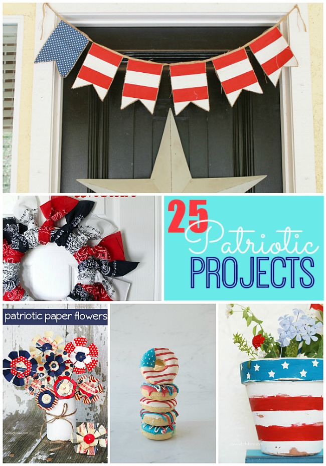 25 patriotic projects