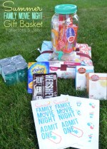 Free Family Movie Night Printables – And Kick-Off Summer Gift Basket Giveaway!!