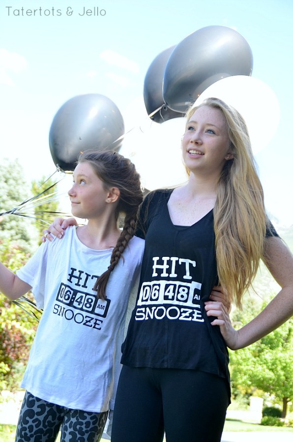 hit snooze back to school t-shirts at tatertots and jello