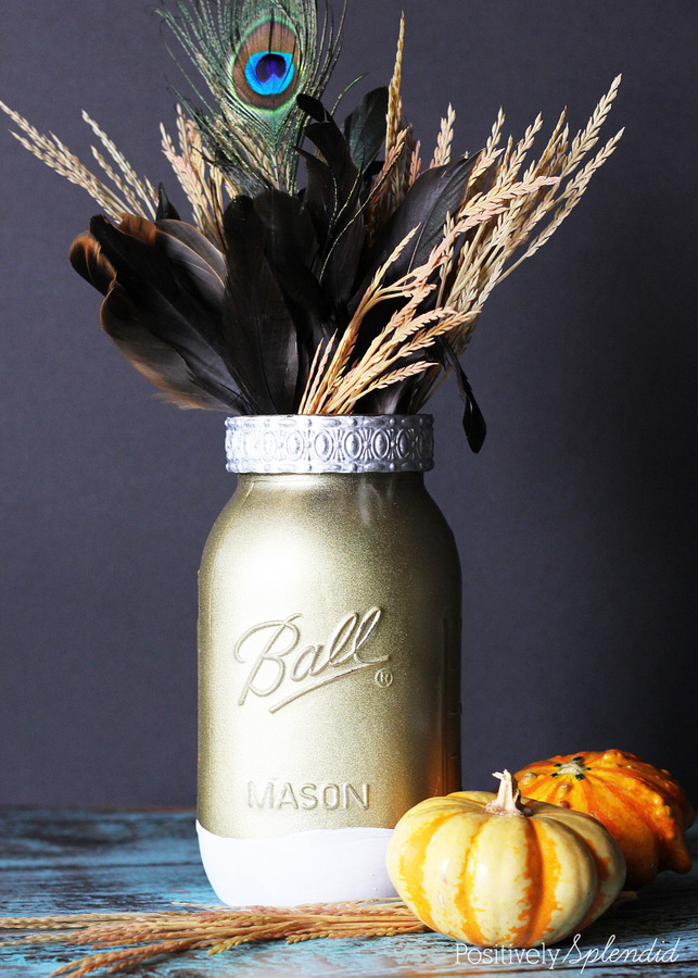 metallic-mason-jar-vase-2