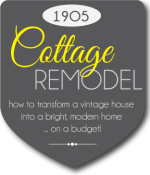 Introducing the NEW #1905Cottage 2015 Projects!